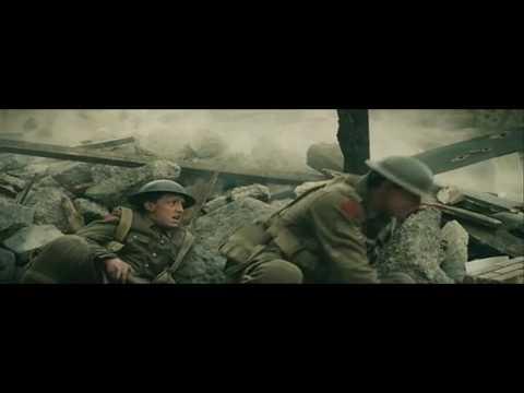Canadians take on German machine gun emplacement (WW1) *HD*