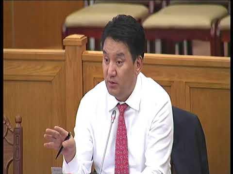 Ж.Ганбаатар: ААН-ын албан татвар, орлого хоёроос хэдэн хувийг авах вэ?