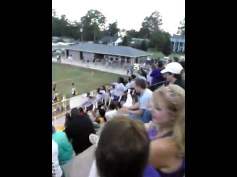 Jackson High School Alabama horse