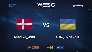 hoej vs Auja_Ungandiz, game 1