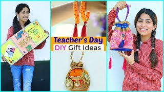 3 Cool DIY Gift Ideas for TEACHER'S DAY .. | #Craft #GiftCard #Anaysa #DIYQueen