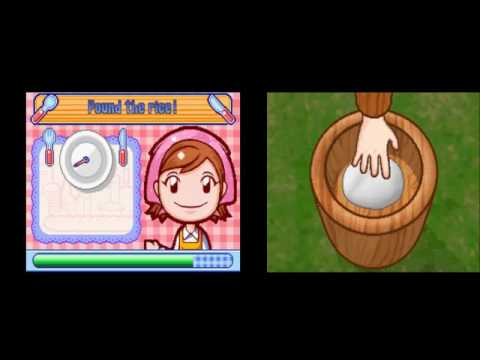 Cooking Mama DS Episode 4