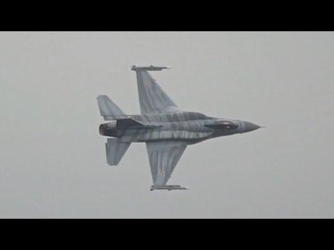 Lockheed Martin F-16C Block 52+...