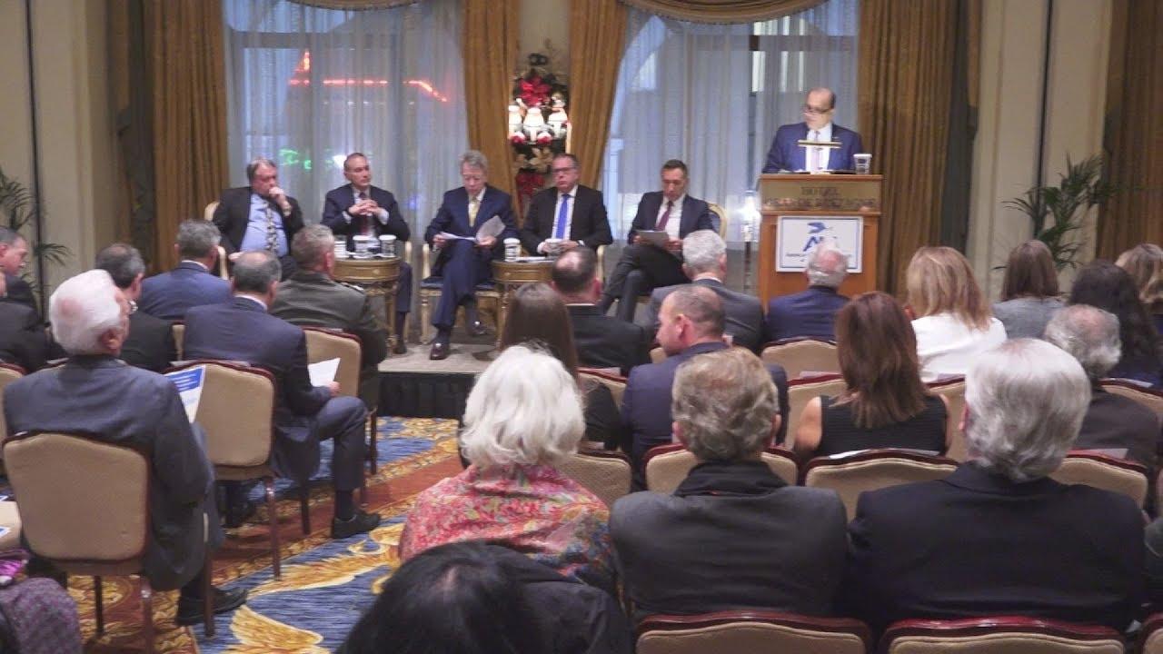 Συζήτηση για την ασφάλεια στην Ανατολική Μεσόγειο