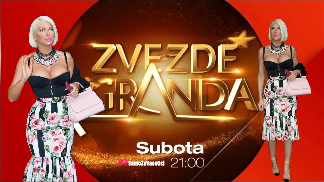 NOVE ZVEZDE GRANDA 2018: Dvadeset deveta emisija – 21. 04. – najava