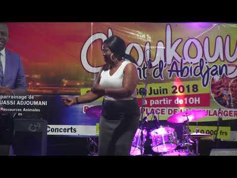 COTE D'IVOIRE: 1ère Edition du CHOUKOUYA GEANT D' ABIDJAN