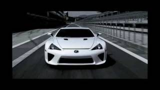 Lexus LFA Video from the 2009 Tokyo Motor Show