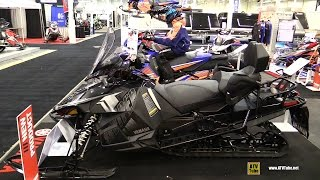 2. 2015 Yamaha SR Viper S TX DX Snowmobile - Walkaround - 2014 Toronto Snowmobile & ATV Show