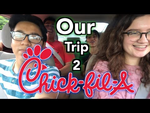 Eddy Fun Time and friend's go to Chick-Fil-A! |Vlog|