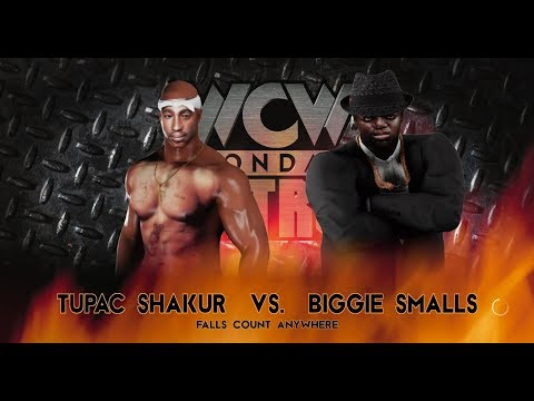 Tupac VS Biggie (Epic Match Of The Century)