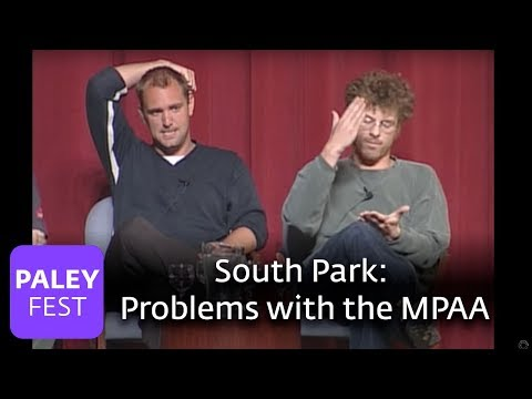 mpaa - Creator Matt Stone comments on how the MPAA has caused problems for them. Trey Parker and Matt Stone voice their view that the MPAA is unfair and is less acc...