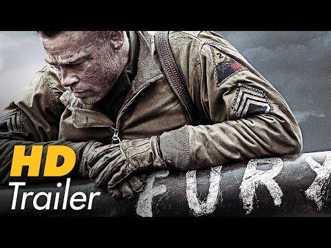 FURY Trailer Clips & Featurettes [2015] HERZ AUS STAHL