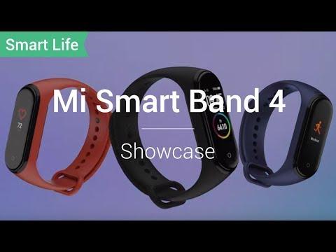 Xiaomi Mi Band 4 měřič aktivity