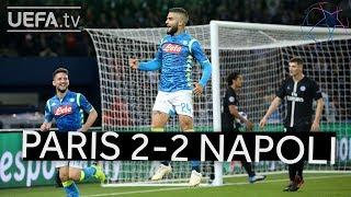 Download Video PARIS 2-2 NAPOLI #UCL HIGHLIGHTS MP3 3GP MP4