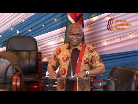 Professor Adebayo Olukoshi Keynote Address
