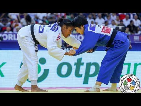 WM 2018 in Baku: Zwei erstmalige Judo-Weltmeister an einem Tag