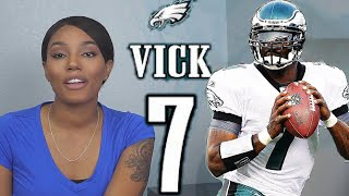 Video New NFL Fan Reacts to Michael Vick Football Highlights MP3, 3GP, MP4, WEBM, AVI, FLV September 2019