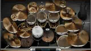 Video Metal drum beat - Can you play this? Drum Kit From Hell! MP3, 3GP, MP4, WEBM, AVI, FLV Agustus 2017