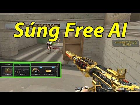 M4A1-S Under Tech Gold hàng free mở hộp AI : Anh Đã Già Xạo Chó - Thời lượng: 10 phút.