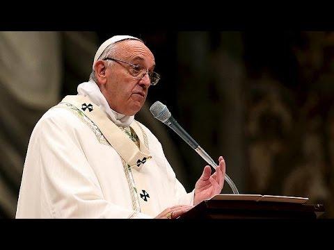 Πάπας Φραγκίσκος: Έστειλε το μήνυμα της ελπίδας