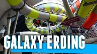 Erding Germany  city pictures gallery : Galaxy Erding - alle Rutschen (2014 Version)! All slides at Galaxy Erding