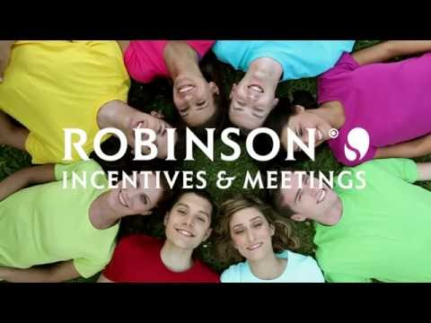 Incentives and Meetings by ROBINSON