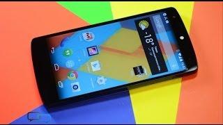 Обзор LG Nexus 5: все лучше и лучше [Mobiltelefon.ru]
