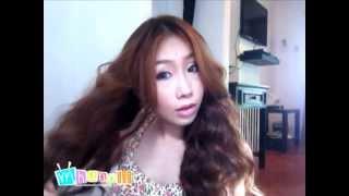 How To : Beach Wave Hair by LE'SASHA Spiral (in Thai)