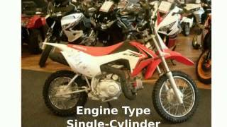 8. 2014 Honda CRF 110F Walkaround and Info