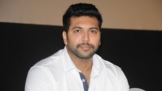 Jayam Ravi feels positive vibrations at Nimirnthu Nil audio launch