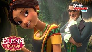 Nonton Don T Look Now   Music Video   Elena Of Avalor   Disney Junior Film Subtitle Indonesia Streaming Movie Download