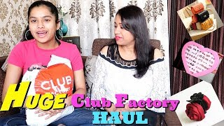 Video Huge Club Factory Haul 2019 | Trendy and Style Shopping from Club Factory | Indian Mom Studio MP3, 3GP, MP4, WEBM, AVI, FLV Mei 2019