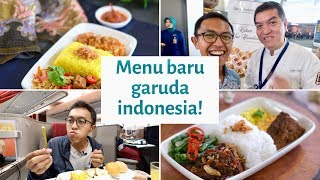 Video NEW GARUDA INDONESIA INFLIGHT MEAL : SIGNATURE DISH OF INDONESIA MP3, 3GP, MP4, WEBM, AVI, FLV Maret 2019