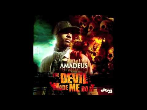 Amadeus The Stampede - Self Sabotage Feat. Ricky Mortis