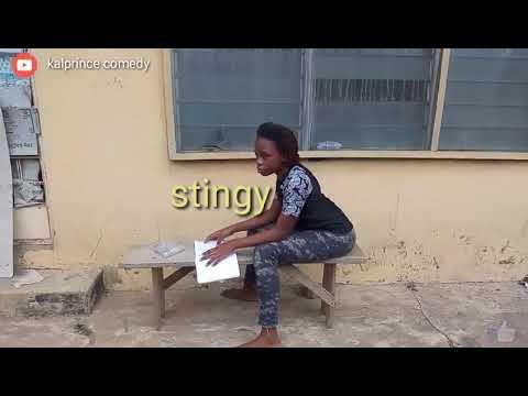 #markanglecomedy #Kalprince comedy Kalprince comedy (stingy Aunty)