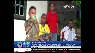 Download Video Viral di Medsos, Anak Tirukan Gaya Komentator MotoGP - 28 Februari 2018 MP3 3GP MP4