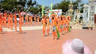 Aparri Philippines  City new picture : Aramang Festival in Aparri, Philippines Primary Students from Aparri East part1