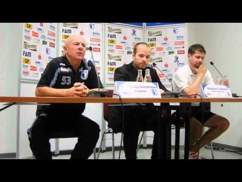 Video: Pressekonferenz - 1. FC Magdeburg - ZFC Meuselwitz 0:1 (0:0)