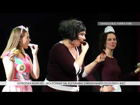 TVS: Ostrožská Nová Ves - Program kulturních akcí