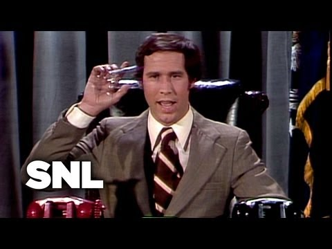 Ford on the Phone - SNL