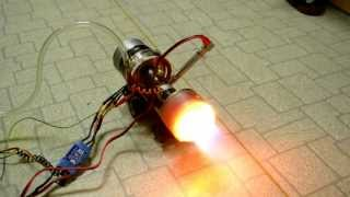Home Made Jet Engine