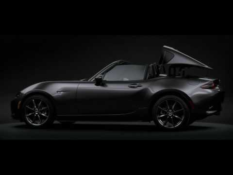 The All New Mazda MX-5 RF
