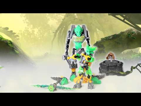 LEGO Bionicle - A Dzsungel védelmezője