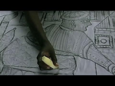 Imagine Creating: Making Adire Cloth