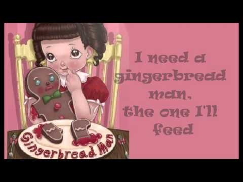 Melanie Martinez -Gingerbread Man Lyrics
