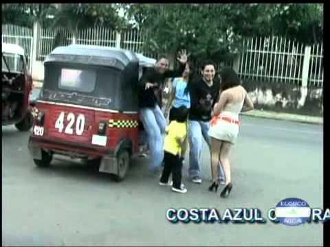 Grupo Nicaraguense COSTA AZUL   ((PUPORRI))))