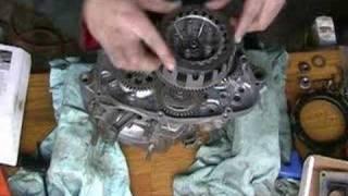 4. Yamaha Blaster Engine Rebuild (time lapsed)