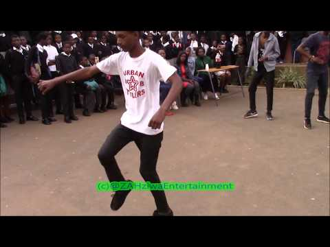 Litest South African Dance Moves