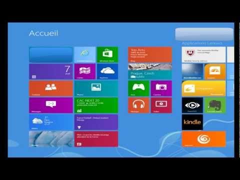 comment modifier type de compte windows 8