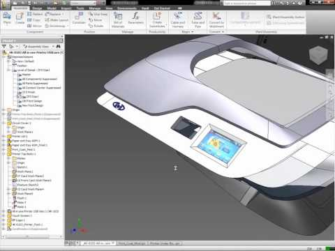 Digital Prototyping - Autodesk Inventor